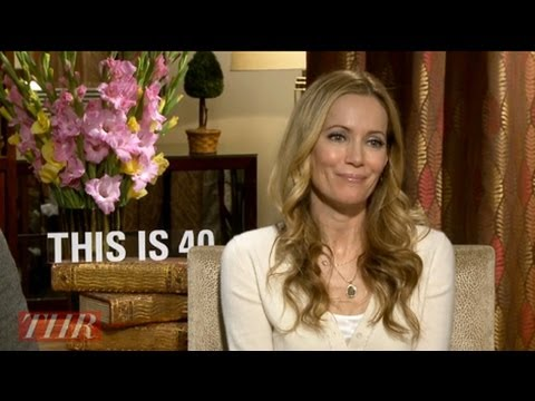 Leslie Mann and Judd Apatow on Working with their Daughters on 'This is 40'