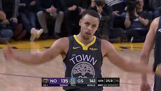 New Orleans Pelicans vs Golden State Warriors | January 16, 2019