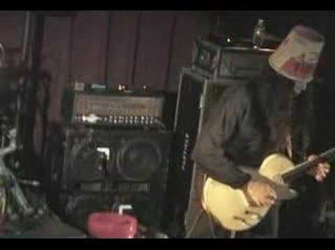 Buckethead - Nottingham Lace Video