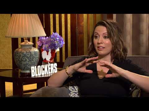 Kay Cannon Makes Her Directorial Debut With BLOCKERS