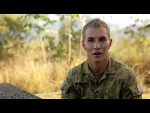 Defence Jobs - Army Interviews - Tavis - Afghanistan