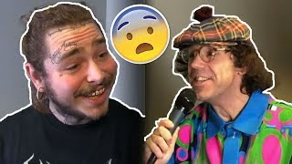 Rappers Mind Blown By Nardwuar Part 2 (Compilation)
