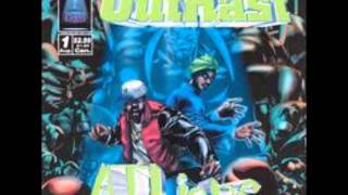 Watch Outkast Ova Da Wudz video