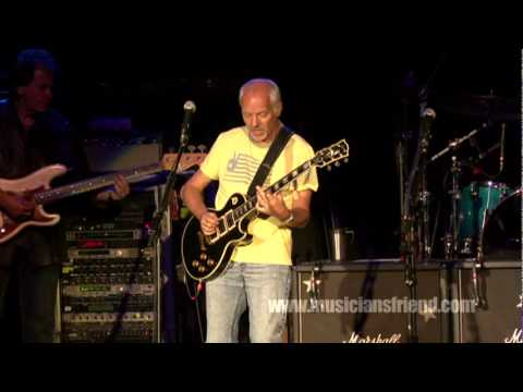 Peter Frampton - Guitars, Amps and Effects