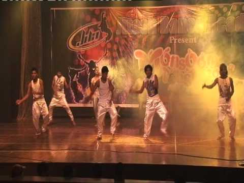 shiv shambho(Semi contemporary dance) by jitesh dance academy...