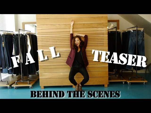 FALL TEASER - Behind The Scenes
