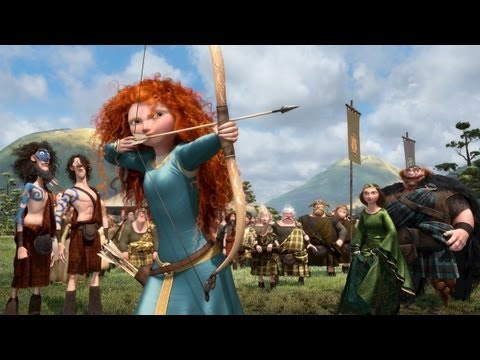'Brave' Director Talks New Disney and Pixar Movie