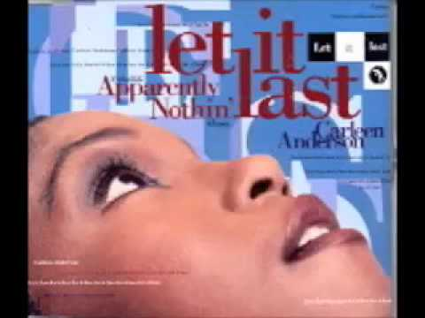 Carleen Anderson - Apparently Nothin' (K-Klassic Mix)