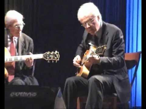 Franco Cerri e Antonio Ongarello in