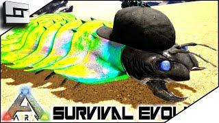 ARK: Survival Evolved - PRIMAL ARTHROPLEURA! E21 ( Modded Ark w/ Pugnacia Dinos )