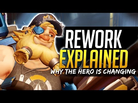 Overwatch TORBJORN REWORK - Why and what changes to expect
