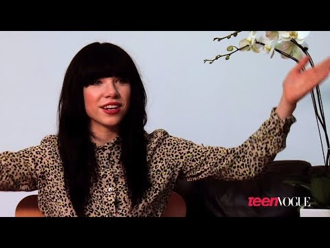 Justin Bieber's Music Portfolio for Teen Vogue - Ft. Carly Rae Jepson, The Wanted, and Big Sean