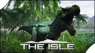 The Isle | ALL DINOSAURS SHOWCASE!