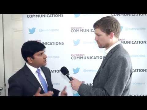 Big data seminar 2015: Q&A with Arthur D Little's Vikram Gupta
