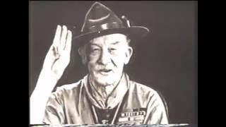 Baden Powell Scouting Documentary 1984