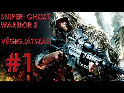 Sniper: Ghost Warrior 2 - Végigjátszás #1