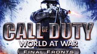 Call of Duty World at War Final Fronts Full Walkthrough Movie