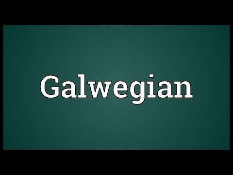 Header of Galwegian