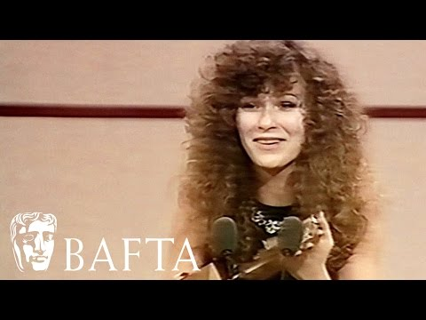 Julie Walters wins her first BAFTA in 1984