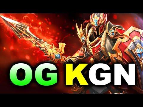 OG vs KINGUIN - EU FINAL - CORSAIR DREAMLEAGUE 9 DOTA 2