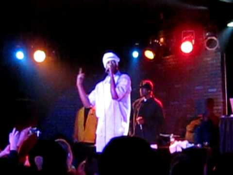 Andre Nickatina - Smokedope And Rap Live