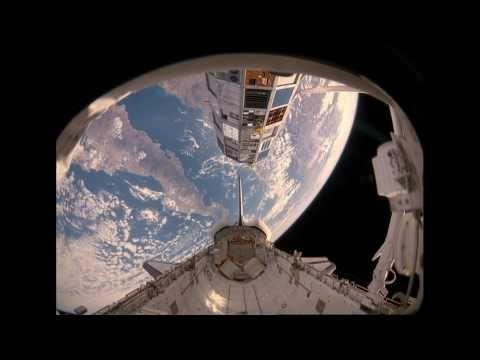 SPACE SHUTTLE - BEAUTY OF THE EARTH ( HD )