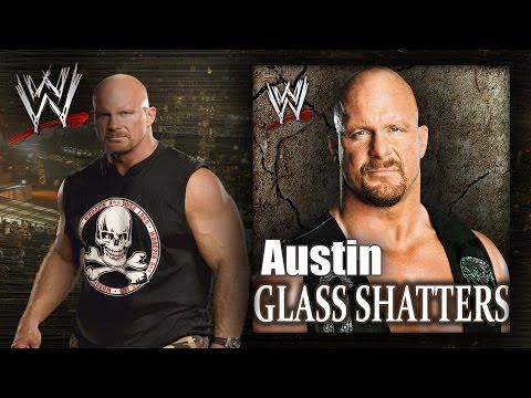 WWE: Glass Shatters (Stone Cold Steve Austin) Theme Song + AE...