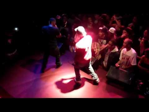 Kendrick Lamar - H.O.C. live Oakland, CA