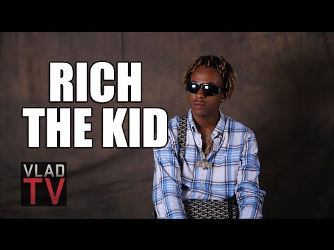 Rich The Kid Talks New Music & Relationship with Wiz Khalifa