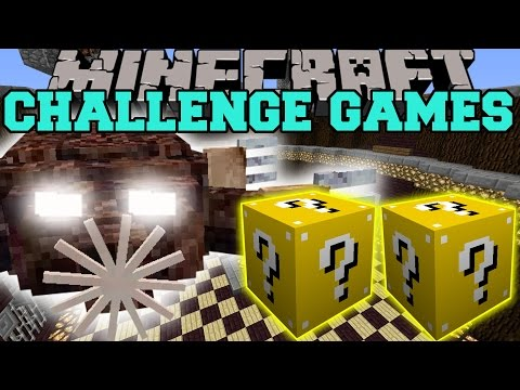Minecraft: Molenoid Challenge Games - Lucky Block Mod - Modded Mini-game video