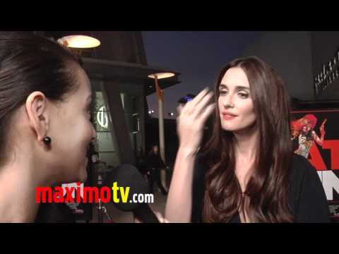 PAZ VEGA Interview at