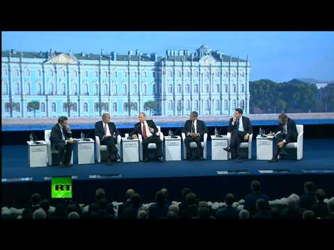 Putin on Snowden: Russia not kind of country which gives up those who fight for human rights