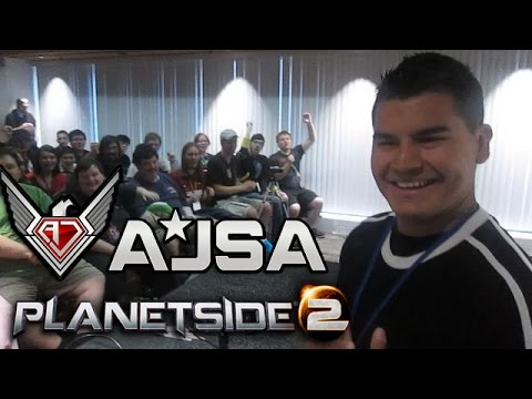 AJS July Update! & Planetside 2 AJSA Event