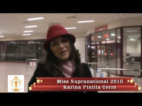 Miss Supranational 2010 - Poland Tour part 1