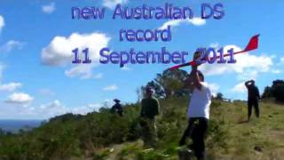 New Australian dynamic soaring record
