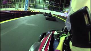 Karting Arena Zagreb w/ GoPro Side Mount