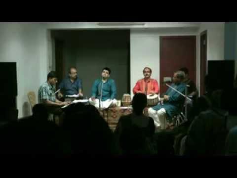 Arjun (Riju) Roy live at Weavers' Studio Centre for the Arts, Kolkata