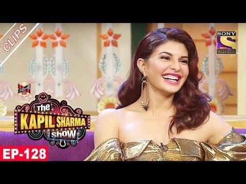 Jacqueline Fernandez Meets A Risky Admirer - The Kapil Sharma Show - 19th August, 2017