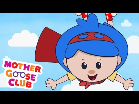 Jack Be Nimble - Mother Goose Club Rhymes for Kids