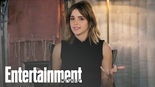 Kids Ask Emma Watson About 'Beauty And The Beast', 'Harry Potter' & More! | Entertainment Weekly