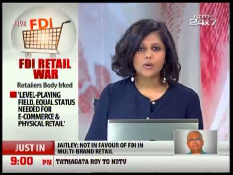 Double Standards of Government in FDI in E-Commerce