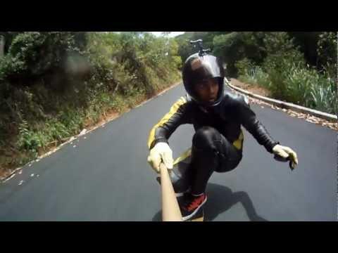 Downhill Skate Speed - Renan Lage Profile - Go Longboard ES - Partiu Downhill