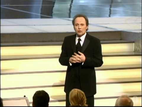 Billy Crystal Oscars Opening -- 2004 Academy Awards