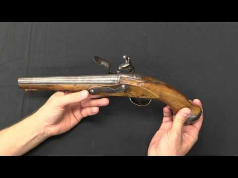 Maryland Council of Safety Revolutionary Flintlock at RIA