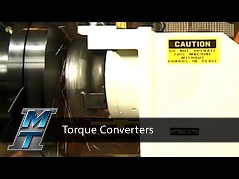 Friction Welding of Torque Converters - Manufacturing Technology, Inc.