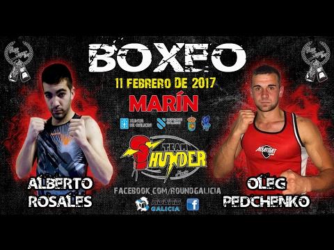MARIN 02/17 Oleg Pedchenko -vs- Alberto Rosales