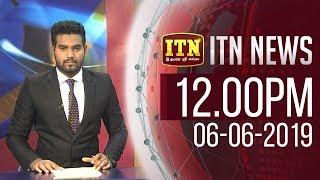 ITN News 2019-06-06 | 12.00 PM