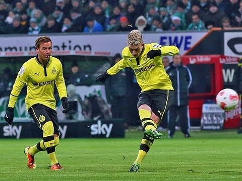 Mario Götze and Marco Reus - Borussia Dortmund´s Golden Boys II