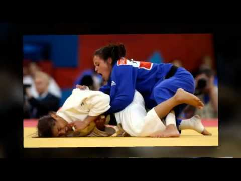 Olympic 2012 Champion   Brazils Sarah Menezes Wins Historic Womens Judo Gold