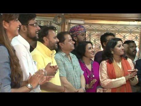 Desh Jaga song launch by Anup Jalota Madhushree Kavita Seth &...